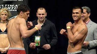 Nick Diaz vs Robbie Lawler Weigh-In UFC 47
