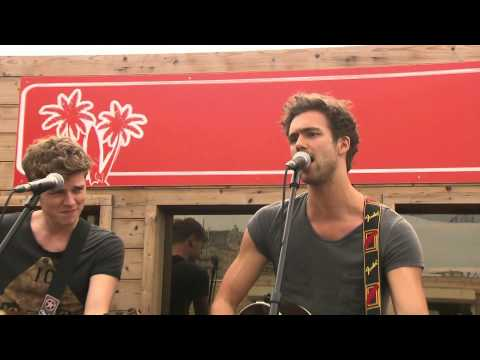 Lawson - When She Was Mine (live bij Q)