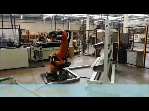 ROBOT: MANIPOLAZIONE TUBI : TUBE HANDLING