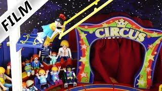 Playmobil Film deutsch | FAMILIE VOGEL zu BESUCH im ZIRKUS | Scarletts großer ABSCHIED | Kinderserie