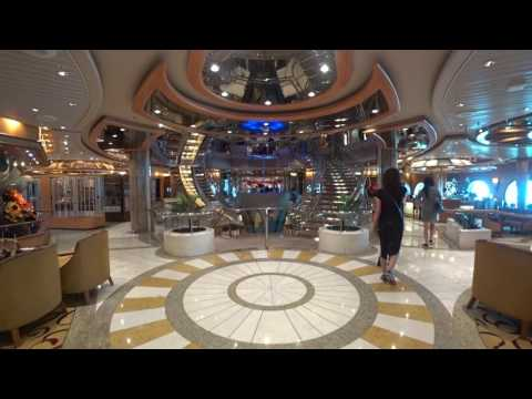 Singapore Trip January 2017 Day 4 Mariner of the seas: walking tour