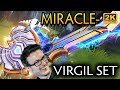Miracle- Sven Vigil Triumph Sword Immortal 2017 [3 Games Battlecup] Dota 2 video