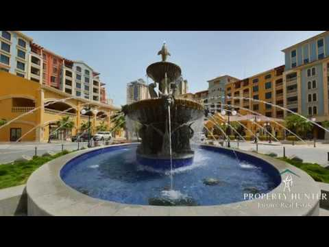Apartment for Rent at  Pearl Qatar / Madina Central Doha-Ref #2323 By Property Hunter