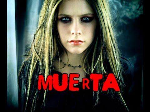 Avril Lavigne NO murio - TEORIA ABSURDA