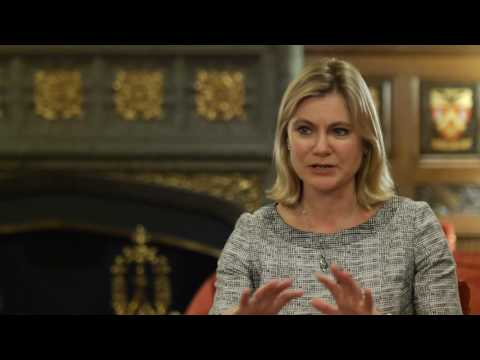 Interview - Rt Hon Justine Greening MP