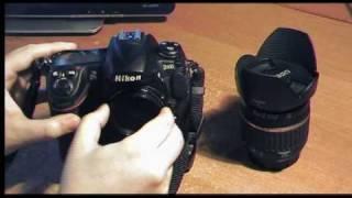 Tamron 17-50mm f/2.8 Nikon Mount Short Presentation