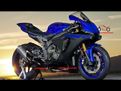 download New 2019 YZF-R1 SuperBike 1000cc 4 cylinder - 2019 Yamaha YZF-R1 First Look   2019 Yamaha Supersport