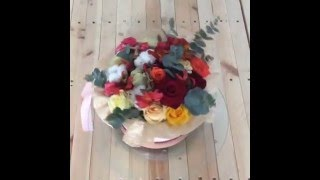 Доставка цветов Элитный букет в Полтаве!(Доставка цветов Элитный букет в Полтаве! Доставка цветов в шляпных коробках в Полтаве Элитный букет! Заказа..., 2016-03-30T09:54:20.000Z)