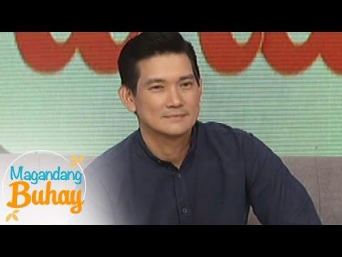 Magandang Buhay: Words of wisdom from Richard Yap