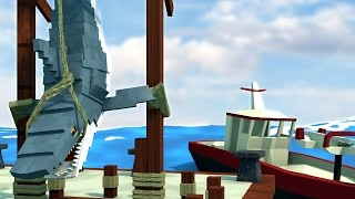 - Jaws Movie 2 What Really Happened to All the Sharks Minecraft Roleplay 1