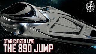 Star Citizen Live: The 890 Jump