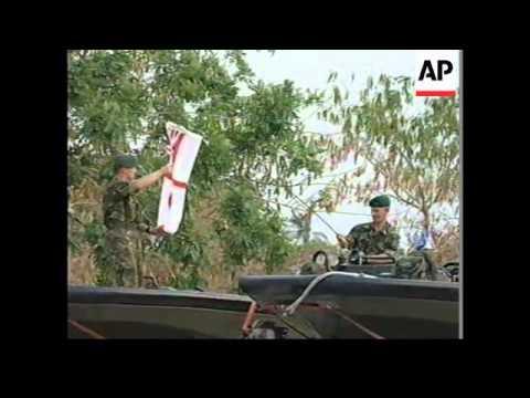 CONGO: MORE BRITISH MARINES SENT TO BRAZZAVILLE