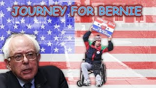 JOURNEY FOR BERNIE! #FEELTHEBERN