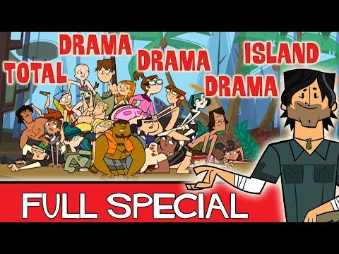 TOTAL  Drama Drama Drama ISLAND | Total Drama