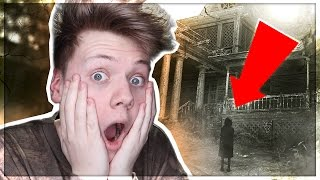 TRAPPED IN HAUNTED HOUSE *24 HOUR CHALLENGE*