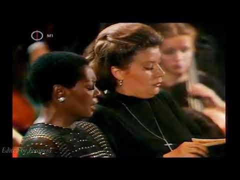 Shirley Verrett-E.Obrastzova- Agnus Dei, Verdi Requiem Budapest 1981