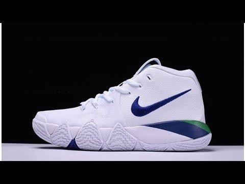 e3e9dd7d2d18 The  Deep Royal  Nike Kyrie 4 Will Be Here Soon - YouTube