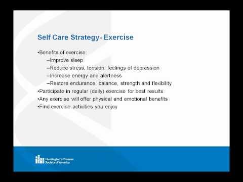 Caregiver's Corner:Care for the Caregiver