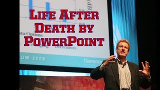 Life After Death by PowerPoint (Corporate Comedy Video)