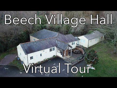 Beech Village Hall - Virtual Tour