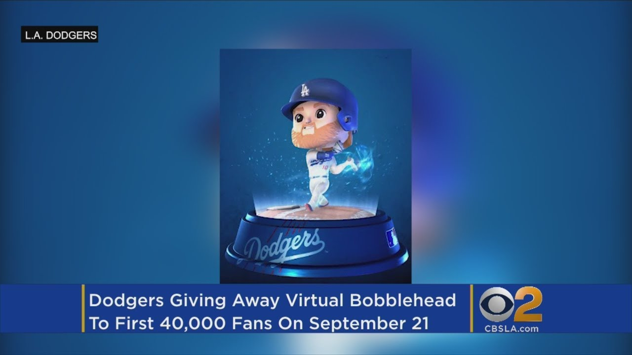 Dodgers To Hold First Crypto Giveaway In Sports History