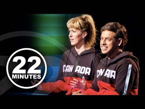 There were skaters other than Virtue & Moir? | 22 Minutes