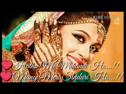 Hatho Main Mehndi Ho || Tere Naam || New...