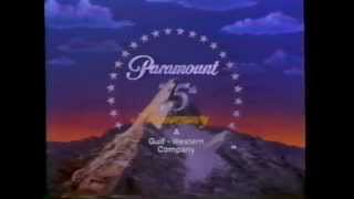 Paramount - A Gulf + Western Company - 75th Anniversary (1987)…