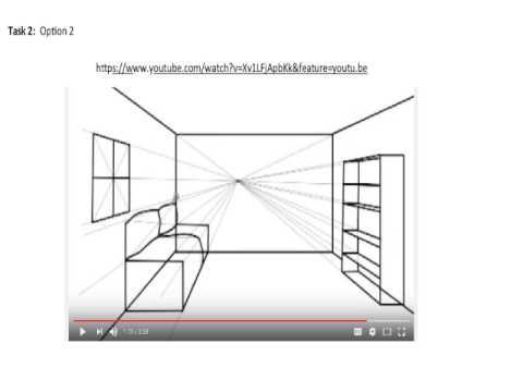 ONE POINT PERSPECTIVE - ART COURSE FREE ONLINE