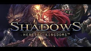 Shadows: Heretic Kingdoms Gameplay Español HD