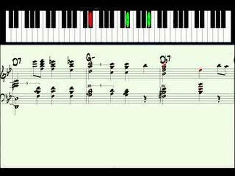 My Foolish Heart - Jazz piano lesson - stereo?