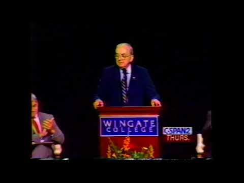 Jesse Helms Lecture Series, Justice Clarence Thomas