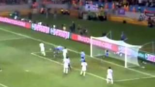 Uruguay 2 - 1 South Korea highlights Fifa World Cup 2010