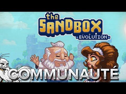The Sandbox Evolution #2 : Création de la communauté