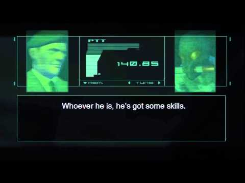 MGS2 - Did You Say NERD?