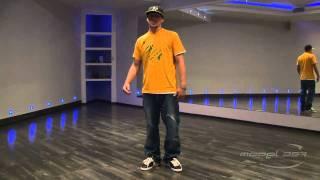 Евгений Грибов - урок 1: видео стиля крамп