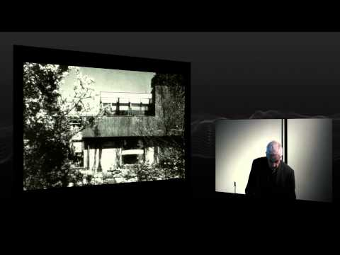"""""""Alvar Aalto and the Future of the Modern Project"""" with Kenneth Frampton"""