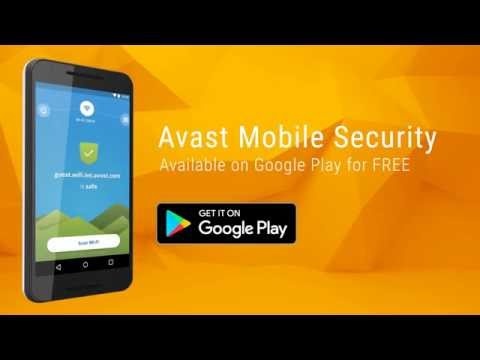 Avast Mobile Security: Manage Your Phone's Privacy