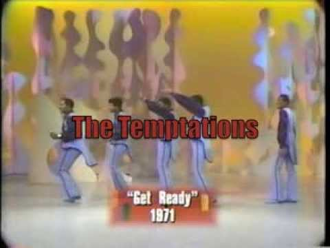 The Temptations   Get Ready
