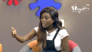 TALK TALK - Kemi Olunloyo Accuses Jide Kosoko of Rituals   Wazobia TV