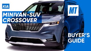 homepage tile video photo for 2022 Kia Carnival SXP REVIEW | MotorTrend Buyer's Guide