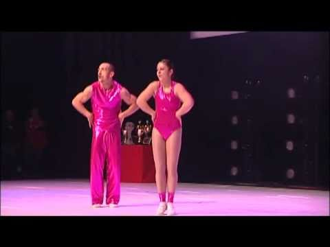 Rock - Acrobatique - WORLD MASTER - LYON 2009.mp4