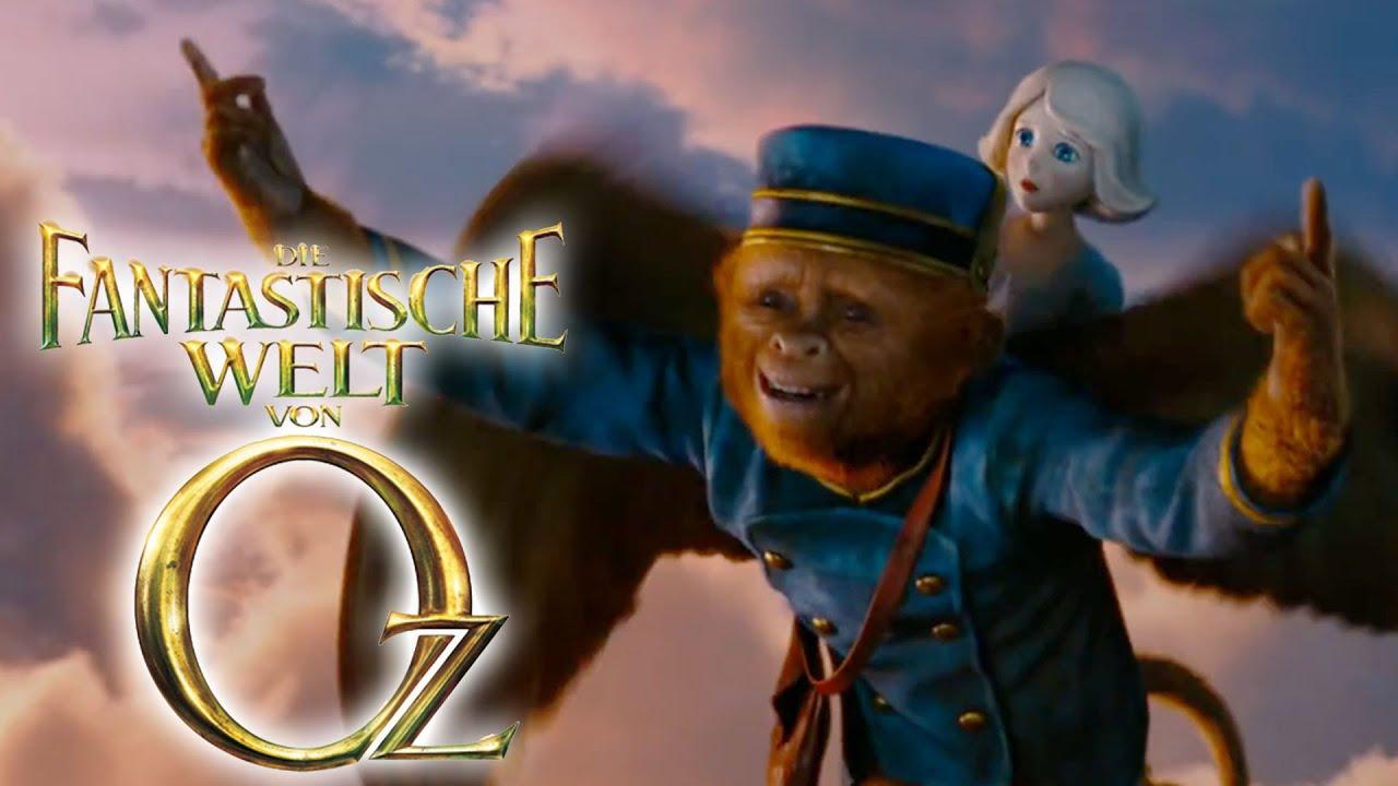 Die Fantastische Welt Von Oz Besetzung