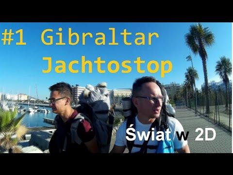 #1 Świat w 2D - Gibraltar Jachtostop