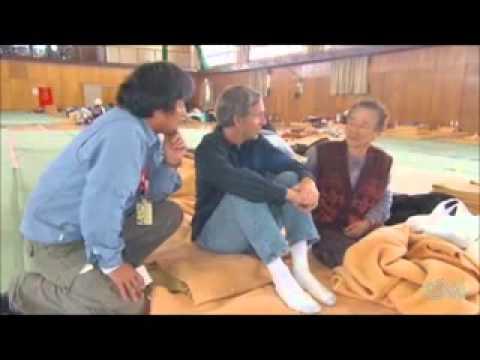 Japón: Anciana de 83 años escapó de tsunami en bicicleta