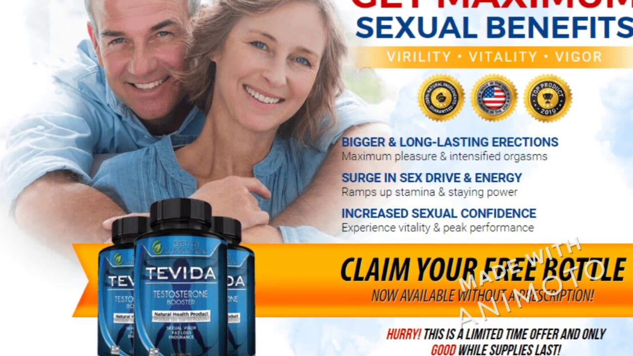 Tevida Testosterone Booster Canada-CA: Tevida Male Enhancement Pills Benefits Tevida Buy