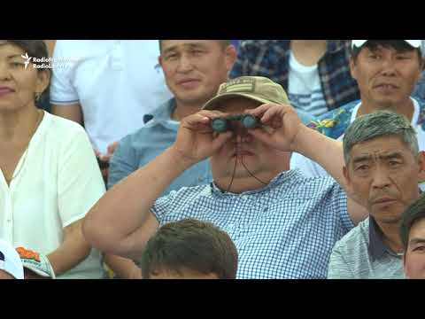 Kazakhs Defeat Kyrgyz For World's First Kokpar Championship
