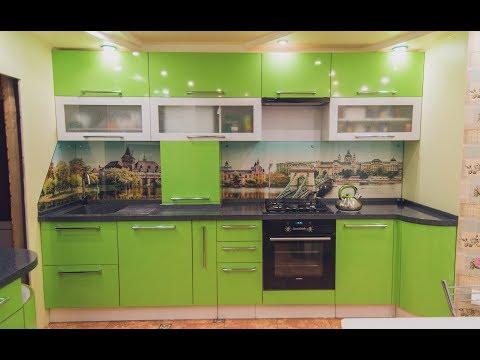 Купить Зеленую Кухню на Заказ Ярославль