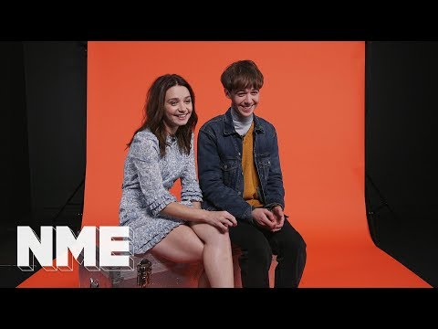 Alex Lawther & Jessica Barden | Show & Tell