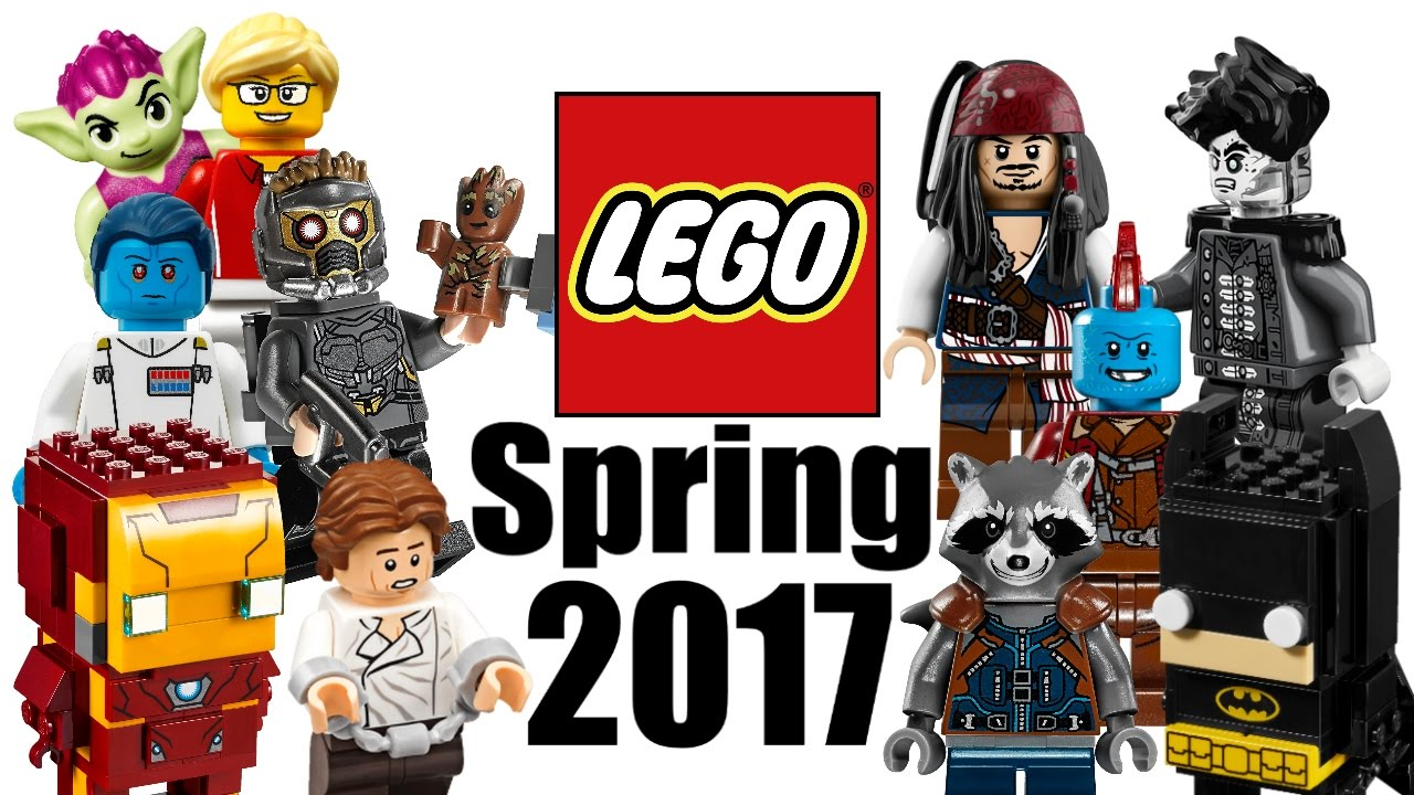 Top 20 Most Wanted LEGO Sets of Spring 2017    YouTube Top 20 Most Wanted LEGO Sets of Spring 2017
